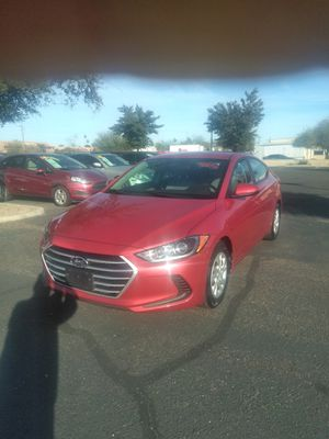 2017 Hyundai elantra 🎁 starting at $999 down payment 🎁 we help everyone 🎁 aqui su amigo jesus les ayuda for Sale in Glendale, AZ