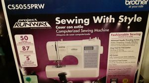 Brother sewing machine project runway limited edition for Sale in Las Vegas, NV