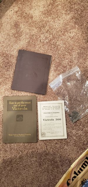 Victorla 300 antique furniture for Sale in Newark, CA