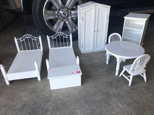 Doll Furniture for American girl doll for Sale in La Vergne, TN