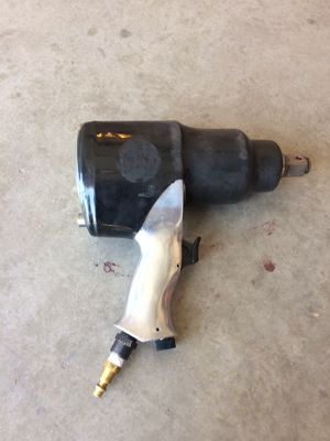 Air impact wrench for Sale in Phoenix, AZ