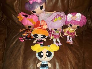 Hermosas muñequitas LALALOOPSY for Sale in Aspen Hill, MD
