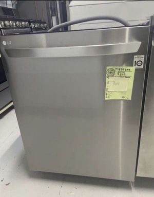 LG STAINLESS STEEL DISHWASHER for Sale in Raleigh, NC
