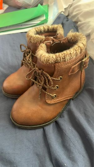 Wonder nation boots size 6c for Sale in Riverview, FL