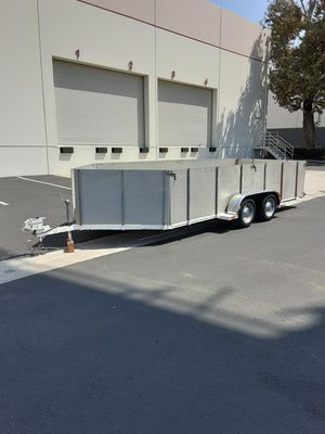 Auto Transport Trailer tandem axle for Sale in CTY OF CMMRCE, CA