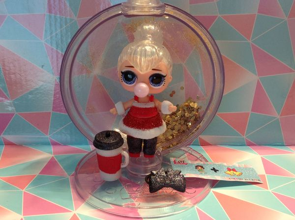 Lol surprise dolls disco series SLEIGH