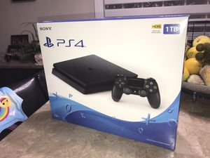 BRAND NEW PS4 1 TB (PlayStation 4 in original wrapping still) for Sale in Miami, FL