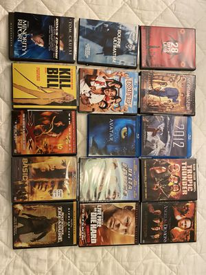 DVD Movie Collection for Sale in Stanhope, NJ
