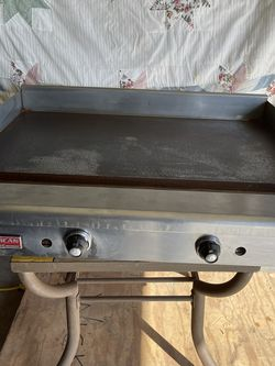 Commercial American Range Countertop Gas Griddle/Countertop /Flattop for Sale in Snoqualmie,  WA