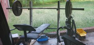 weight bench for Sale in Mableton, GA