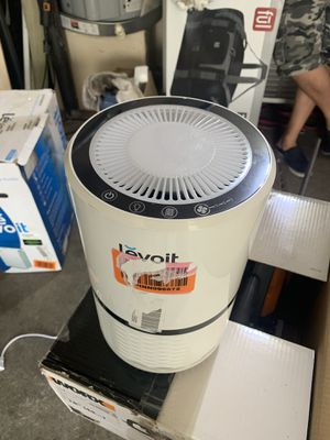 Levoit hepa air purifier for Sale in Las Vegas, NV