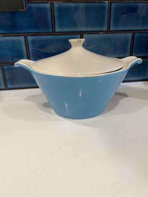 Vintage serving bowl with lid for Sale in Altadena, CA