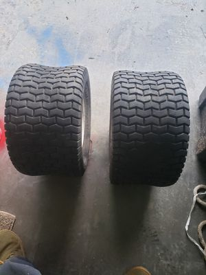 Two...18x9.50-8 Tires for Sale in Prince George, VA