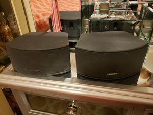 Bose speakers for 3•2•1 GS series ll great condition for Sale in Santa Clara, CA