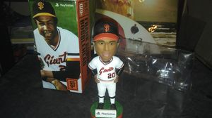 Playstation 2017 S.F. Giants Frank Robinson bobblehead for Sale in Sacramento, CA