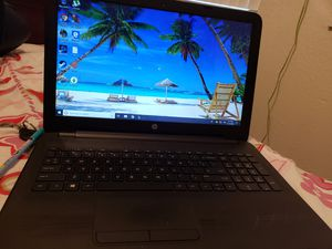 "HP Pavilion 15-ba079dx - 15.6"" HD Touch - AMD A10 - 9600p - Rade - for Sale in Miramar, FL"