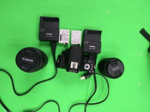 Canon t5i combo for Sale in Belle Isle, FL
