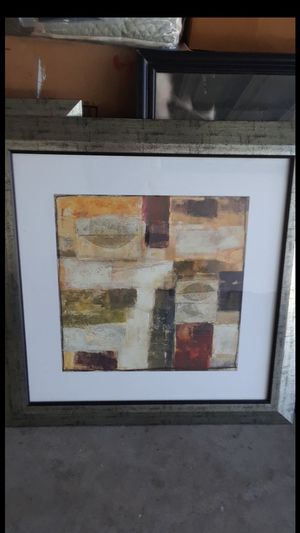 2 art picture frame large size for Sale in Chino Hills, CA