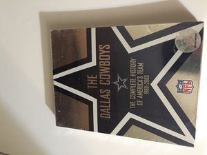 Dallas Cowboys 1960-2003 History Film for Sale in Prosser, WA
