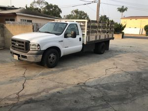 05 F350 Diesel 12' Flatbed for Sale in National City, CA