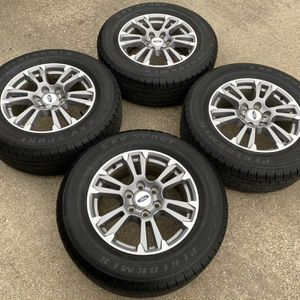 "18"" Ford F150 Wheels And Tires for Sale in Bedford, TX"