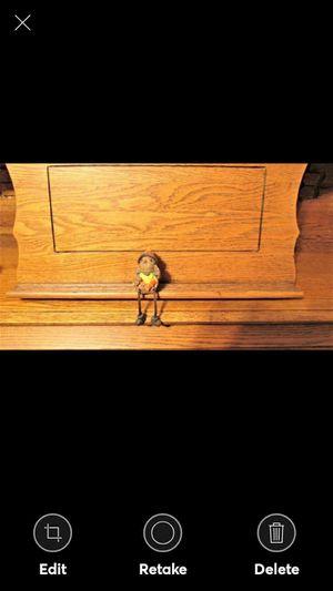 "CHICK SHELF SITTER 5""TALL LIKE NEW for Sale in Lynchburg, VA"