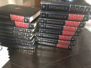 Britannica Books for Sale in Modesto, CA