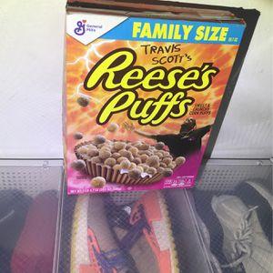 (Travis Scott)Cereal Box for Sale in West Sacramento, CA