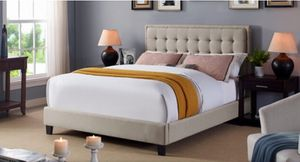 Queen bed frame new for Sale in Lakewood, CA