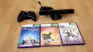 Xbox 360 Kinect games for Sale in La Habra Heights, CA