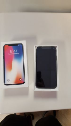 iPhone x 256GB for Sale in Arlington, VA
