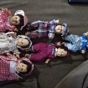 "Vintage Gigo ""My Pals"" Expression Dolls for Sale in Mesa, AZ"