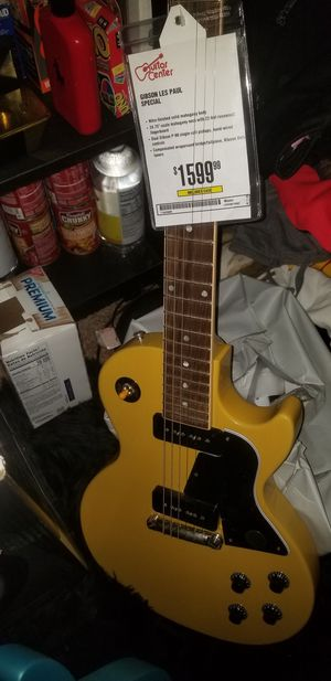 Gibson Guitar (Les Paul ** brand new) for Sale in Oakland, CA