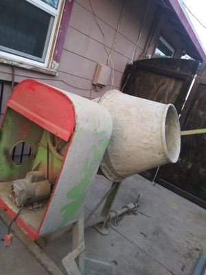 Revolbedora de cemento for Sale in Ontario, CA