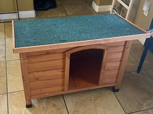 Dog house for small dog for Sale in Rancho Cucamonga, CA