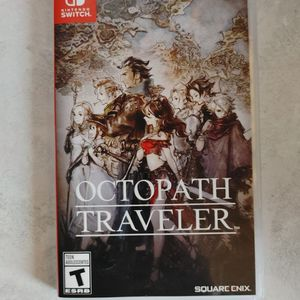 Octopath Traveler-Nintendo Switch for Sale in Redmond, OR