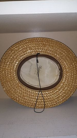 Antique Ridgmont straw boater hat for Sale in Pasadena, CA