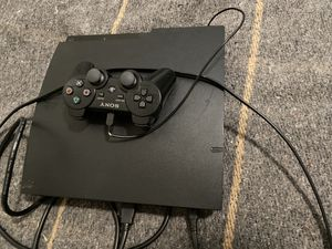 Ps3 with controller for Sale in San Francisco, CA