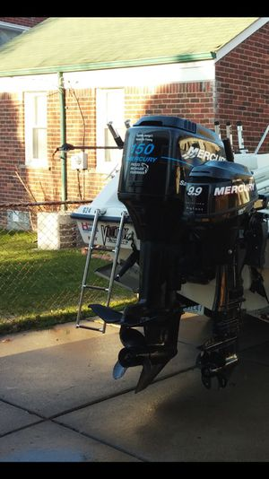 Boat motor for parts or rebuilt for Sale in Dearborn Heights, MI