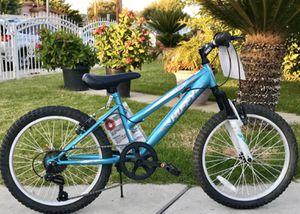 "Huffy Highland 20"" Youth Mountain Bike- Aqua Blue for Sale in Irwindale, CA"