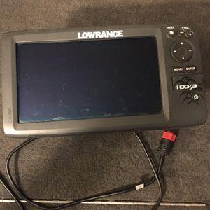 Lowrance Hook 9 for Sale in Gilbert, AZ