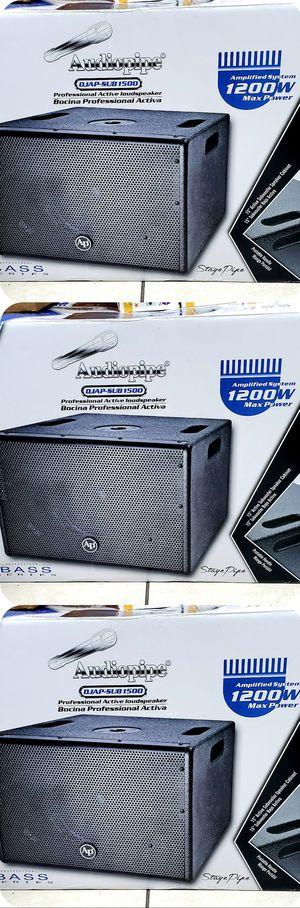 Pro audio subwoofer for Sale in Miami, FL