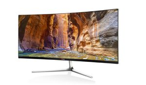 "LG 34UC97-S 34"" ULTRAWIDE WQHD IPS Curved LED Professional Monitor for Sale in Houston, TX"
