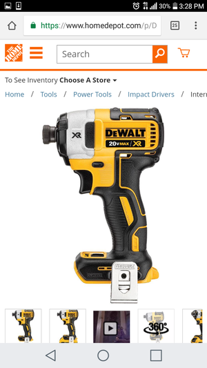 Dewalt 20v impact driver ( TOOL ONLY )( NEW ) for Sale in CO, US