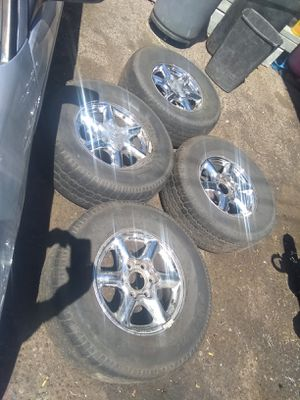 SALE FOR TODAY ONLY GMC Yukon Stock Rims for Sale in Phoenix, AZ