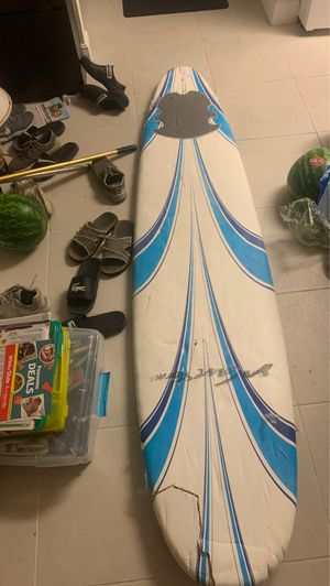 95 inch surfboard minor damage for Sale in Coral Gables, FL