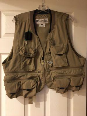 Fishing vest for Sale in Fairfax, VA