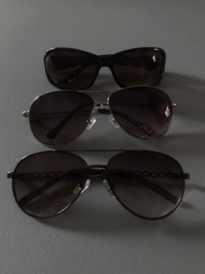 Sunglasses Dana Buchman 3 pairs for Sale in Parma, OH