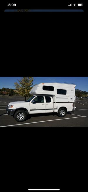 Pastime 700FDS, Small Truck Camper for Sale in Marysville, WA