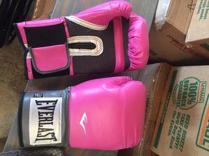 Pink Everlast Boxing Gloves for Sale in Orlando, FL
